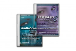 Audioscore & Photoscore