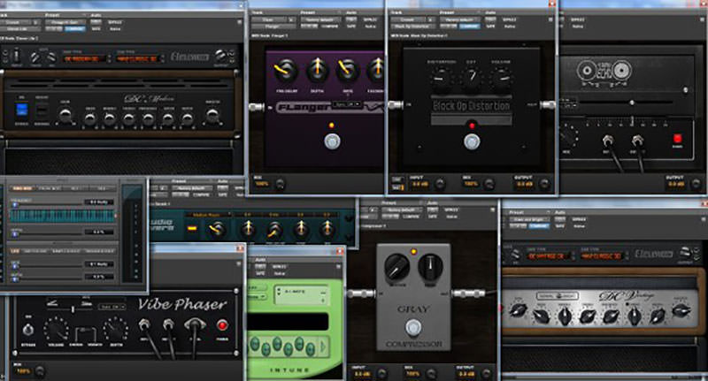 AVID Effects Collection