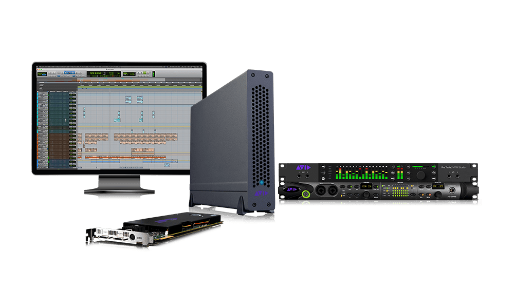 Pro Tools HDX Thunderbolt 3 Bundle