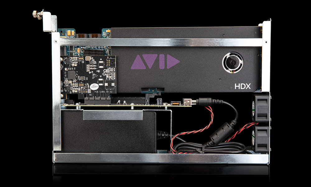 Pro Tools HDX Thunderbolt 3 Chassis
