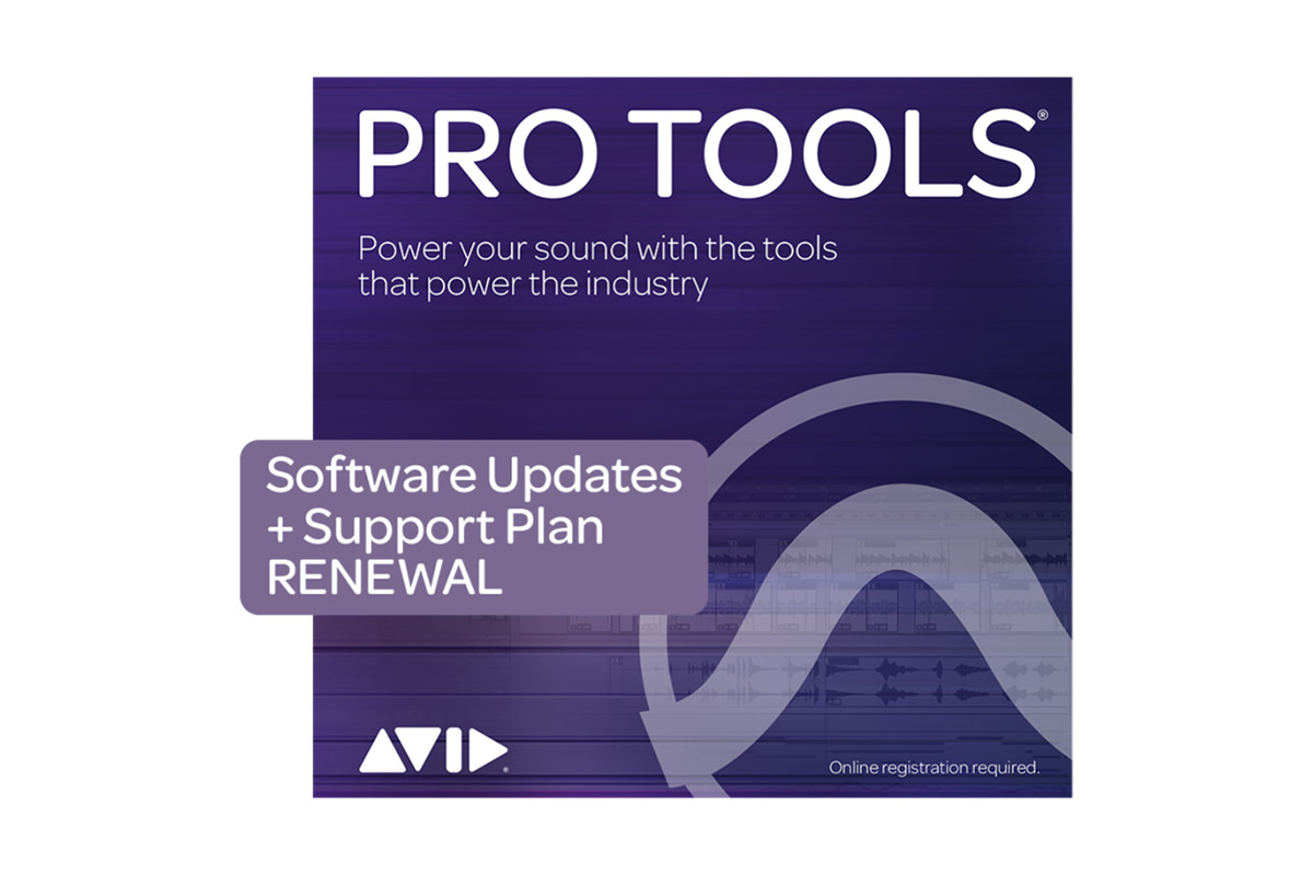 AVID UPGRADE PLAN (RENEWAL) FOR PRO TOOLS