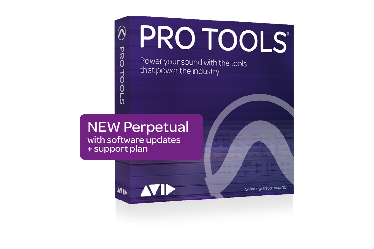 AVID PRO TOOLS MIT UPGRADE + SUPPORT PLAN