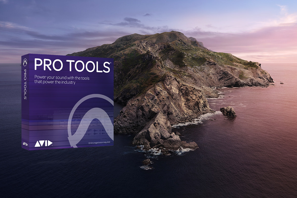 AVID - Pro Tools und Pro Tools | Ultimate Software 2019.12