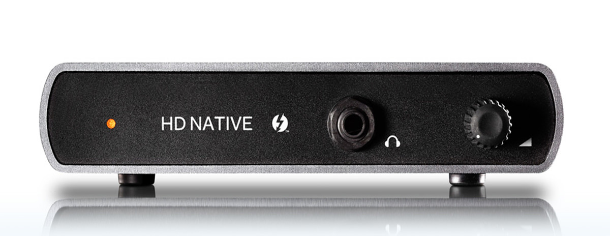 AVID HD NATIVE