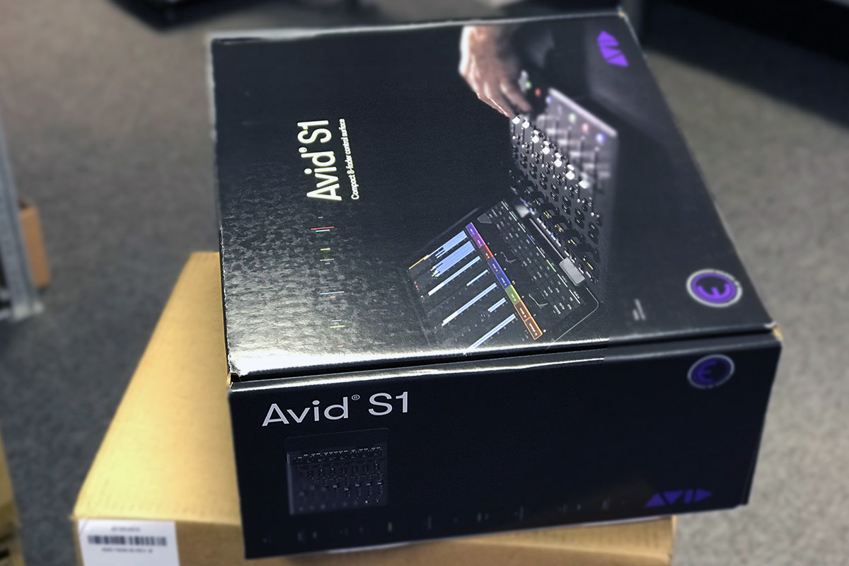 AVID - S1 available from stock