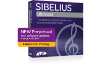 AVID Sibelius Ultimate Education
