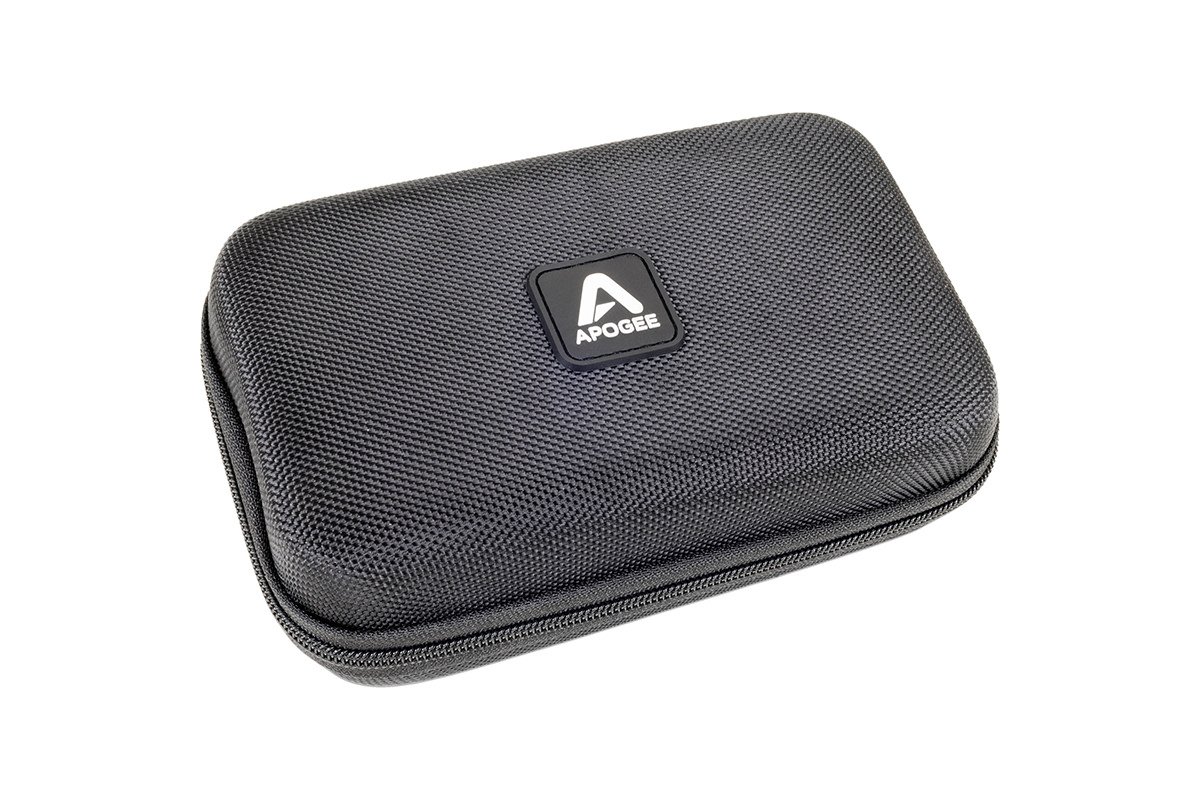 Apogee MiC+ Carry Case