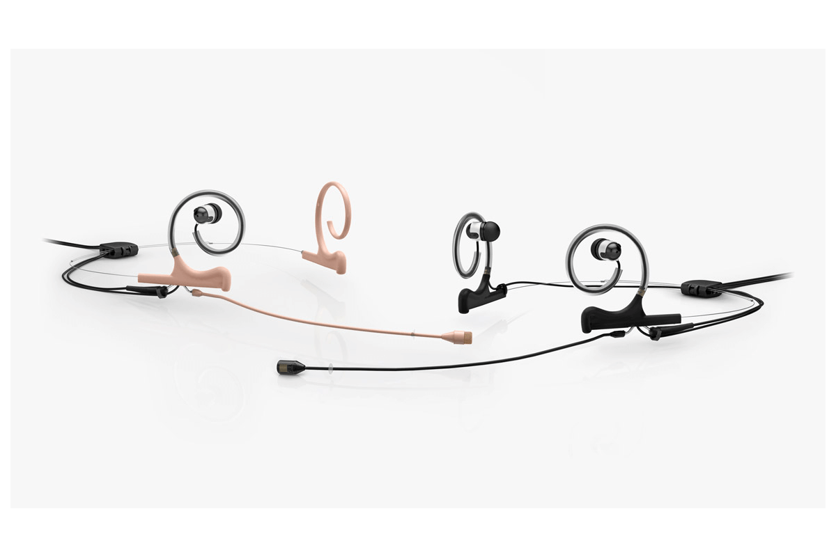 DPA In-Ear Broadcast Headset Mic
