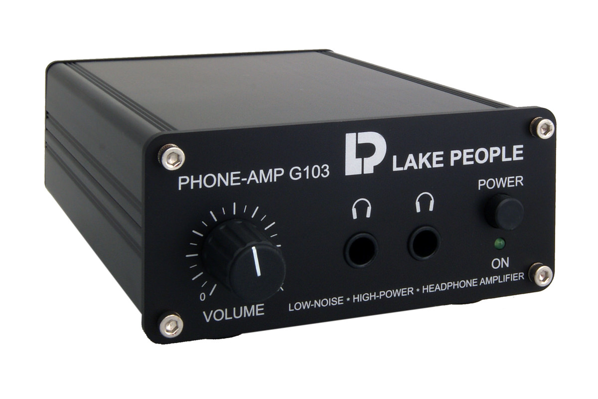 Lake People Phone-Amp G103-S