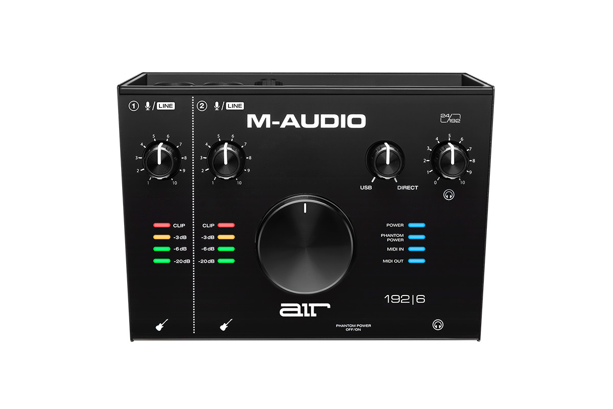 M-Audio AIR 192|6