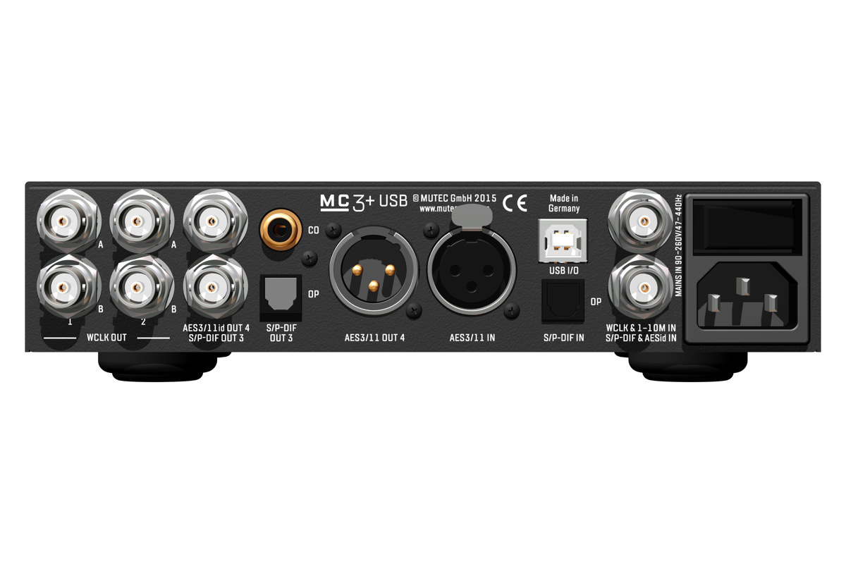 Mutec MC-3 Plus USB