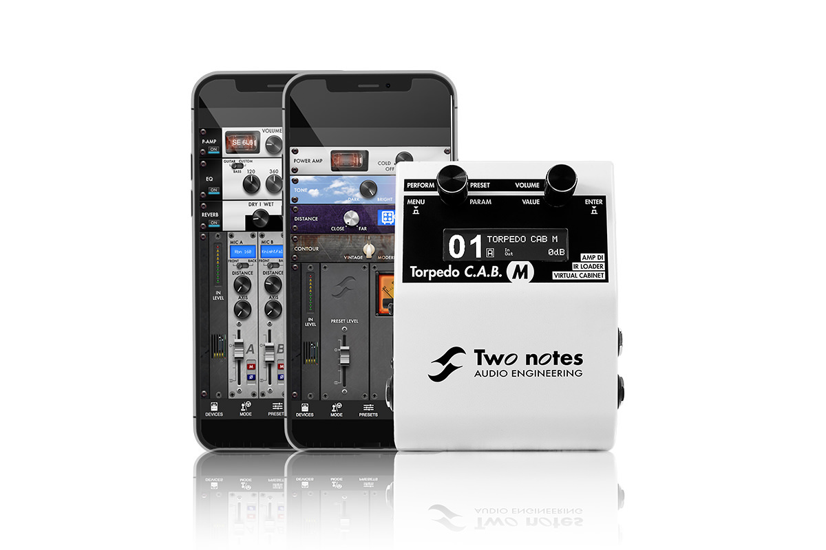 Two Notes - Torpedo Remote