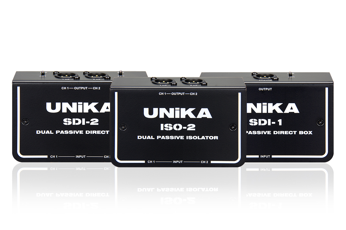 UNiKA Pro debuts the new Stage series