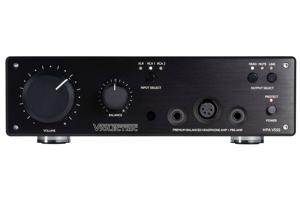 Violectric HPA V550