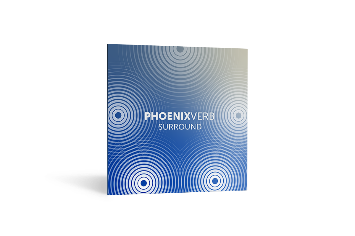 Exponential Audio reverb PHOENIXVERB SURROUND