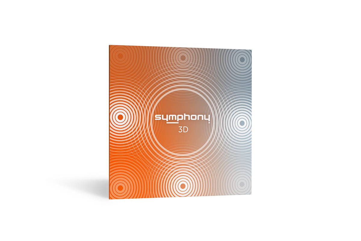 iZotope Exponential Audio reverb Symphony 3D