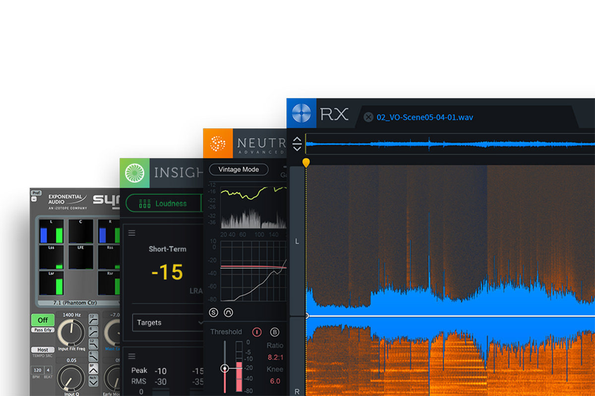 iZotope - Save up to 40%