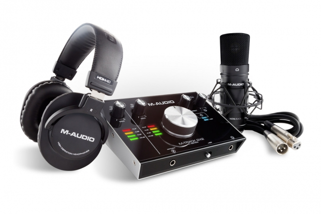 M-Audio stellt M-Track 2x2 Vocal Studio Pro vor