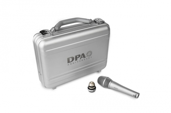 DPA Microphones - Celebrates 25th Anniversary
