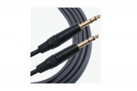 MOGAMI GOLD, LINE-CABLE BALANCED (TRS - TRS)