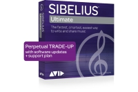AVID SIBELIUS Ultimate TRADE-UP von FINALE, NOTION, ENCORE, MOSAIC
