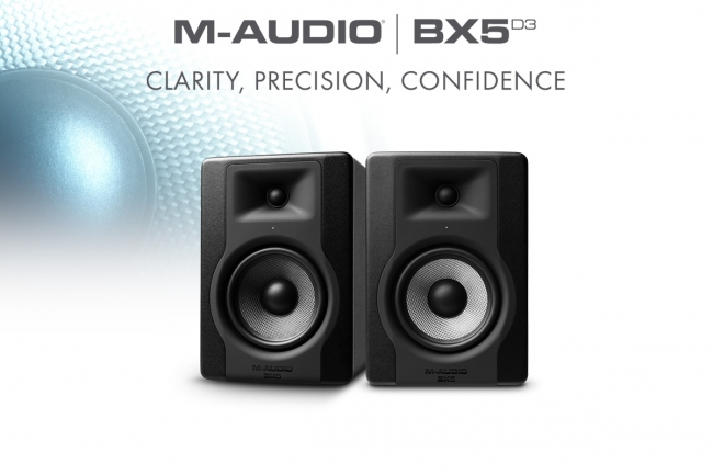 M-Audio - Studio Reference Monitor BX5 D3