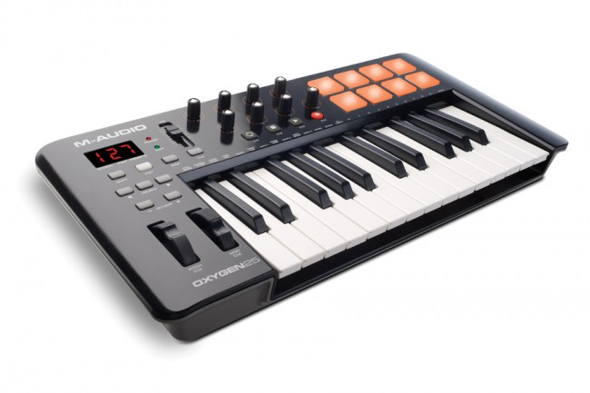 M-Audio News: Die neuen Oxygen und Keystation Keyboards