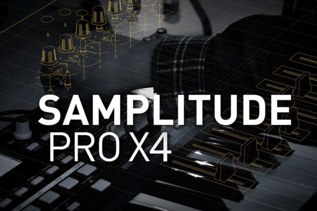 MAGIX- Samplitude Pro X4 out now