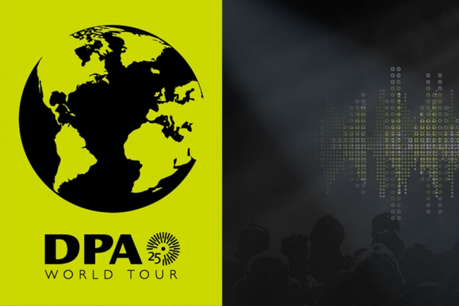 DPA World Tour Zürich