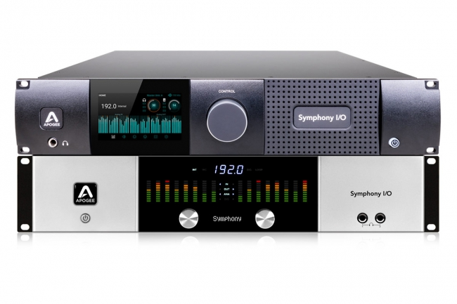 Apogee - Upgrade Your Symphony I/O Chassis