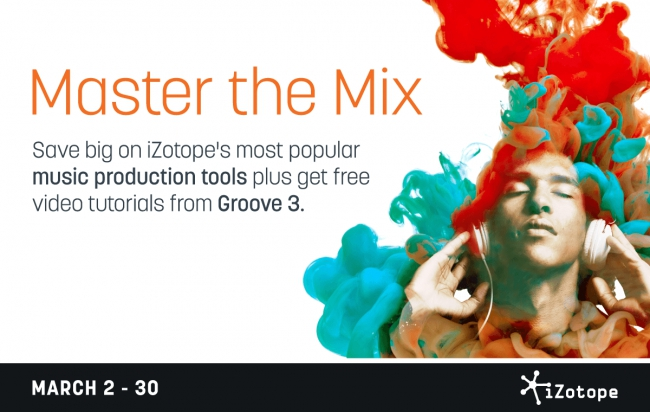 IZOTOPE - Master the Mix