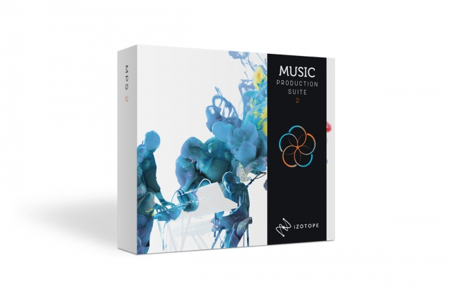 iZotope- Music Production Suite 2 is here!